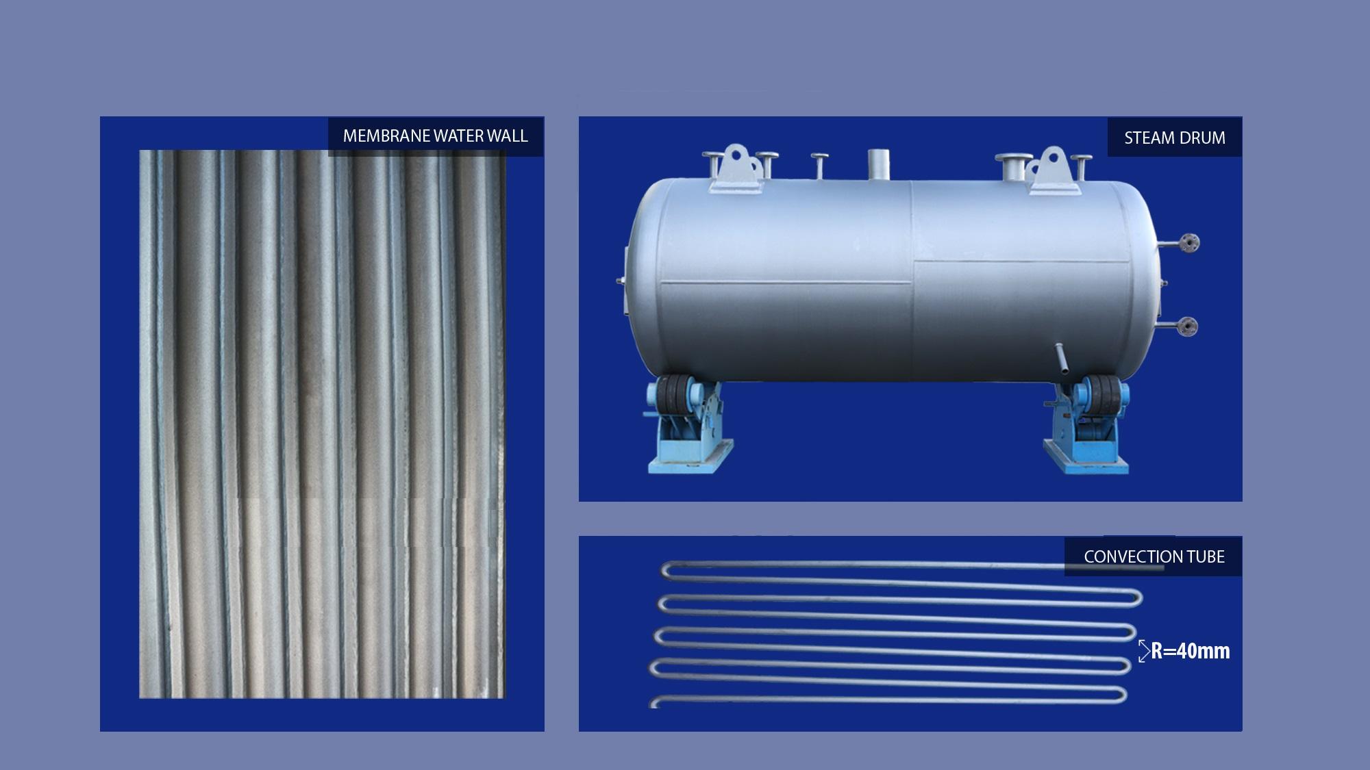 Modern Boiler Fabricating Technology