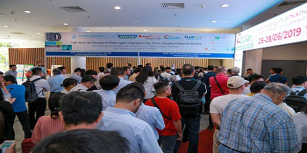 PAPER-RUBBER-COATINGS & PLASTECH VIETNAM 2019 TO CLOSE A SUCCESSFUL SEASON!