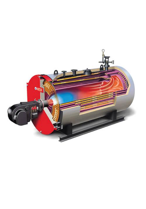 Liquid Fuel Fired Boiler
