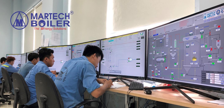 Hệ thống giám sát PLC-SCADA