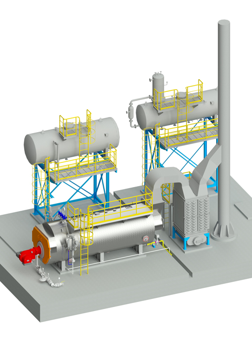 Liquid Fuel Fired Boiler