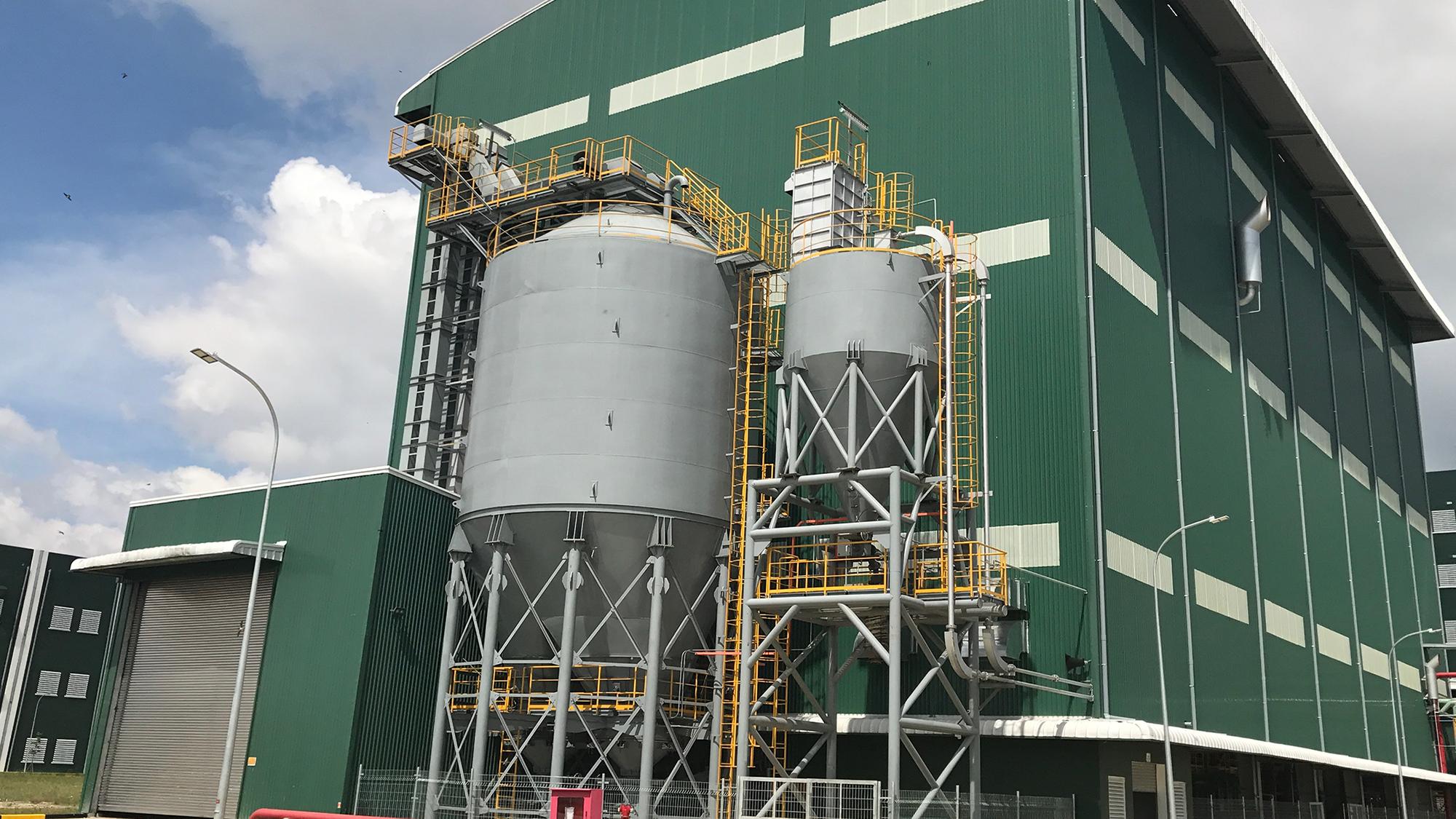 Giải pháp lưu trữ và cấp nhiên liệu