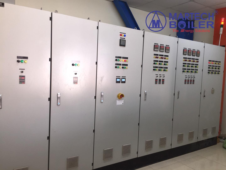 Hệ thống tủ điện lò gia nhiệt